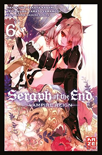 Seraph of the End 06: Vampire Reign