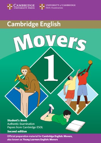 Cambridge young learners english tests. Movers. St...