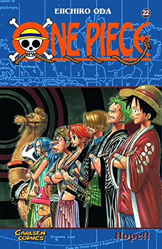 One Piece, Band 22: Hope!!