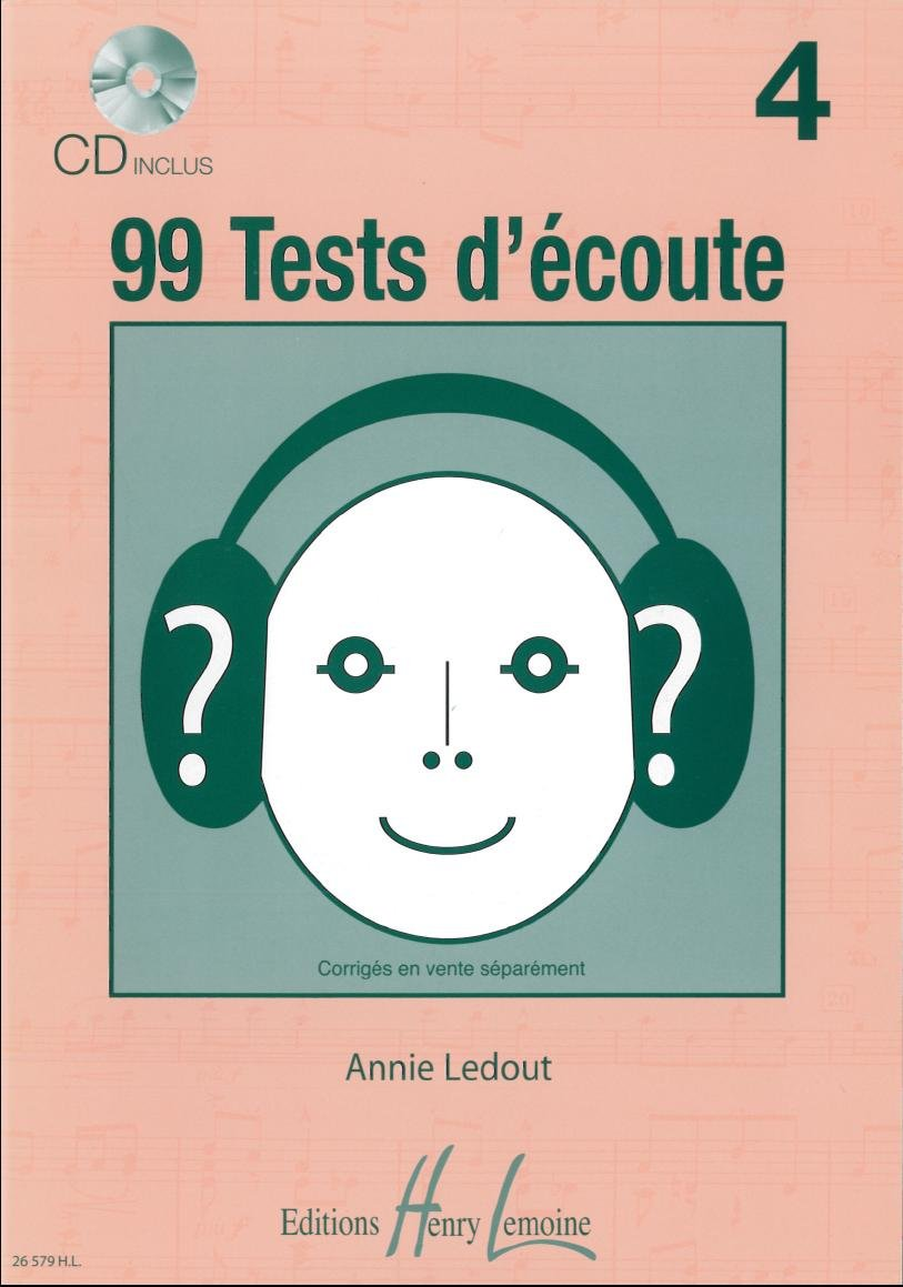 99 Tests d'Ecoute Volume 4