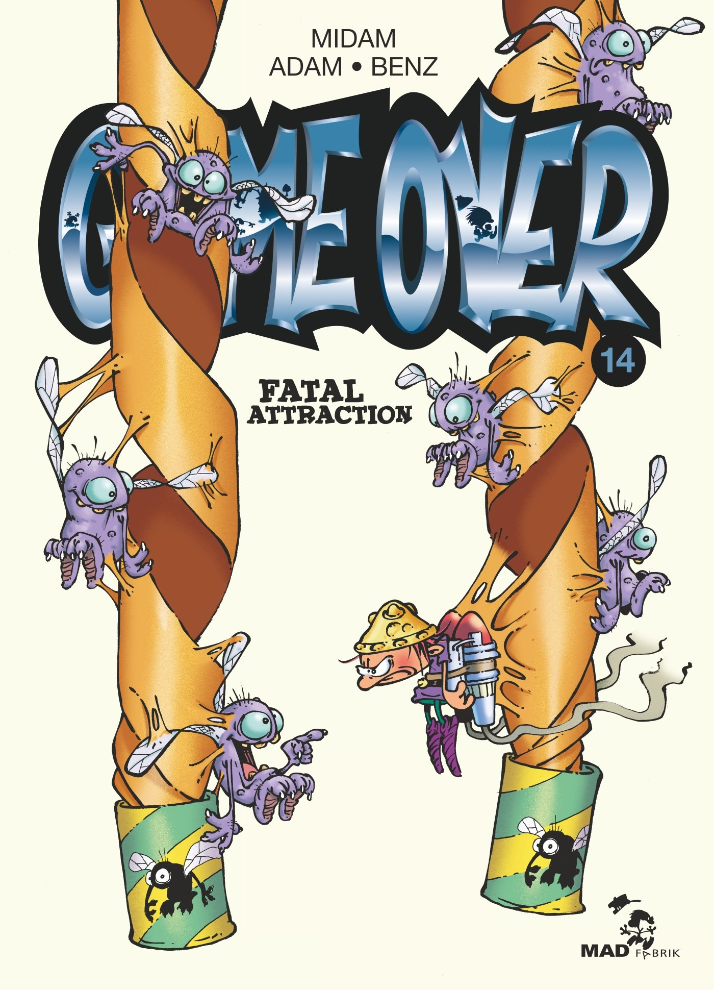 Game Over - Tome 14: Fatal Attraction