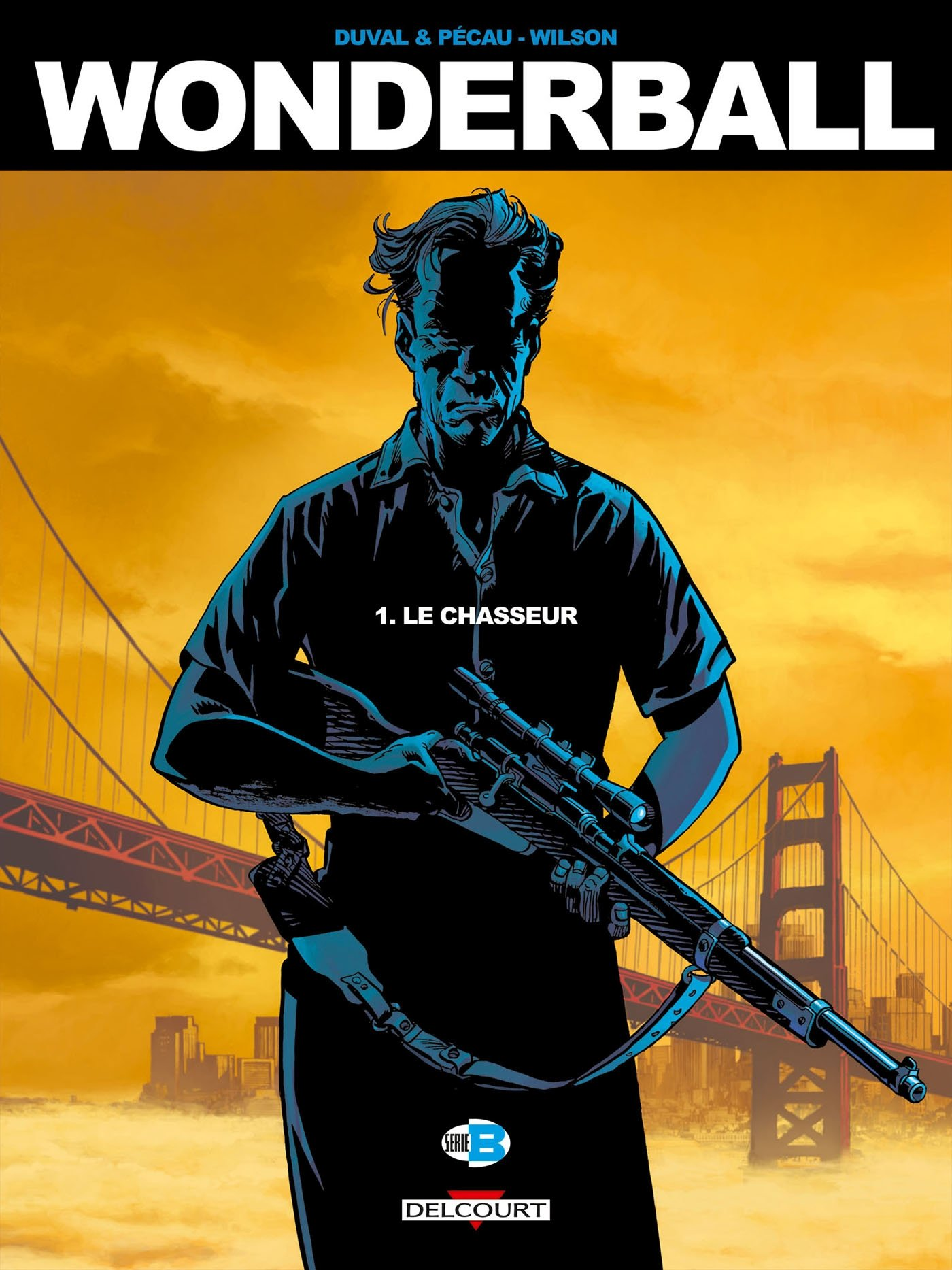 Wonderball T01: Le Chasseur
