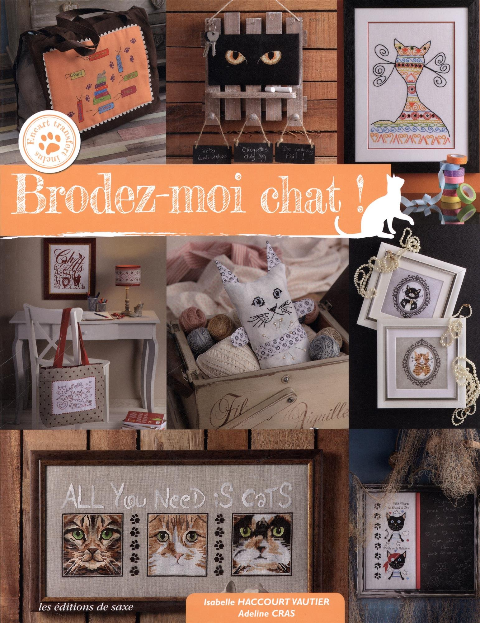 Brodez-moi chat !