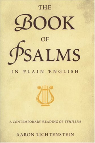 The Book of Psalms in Plain English: A Contemporar...