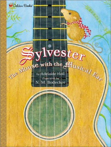 Sylvester, The Mouse with the Musical Ear