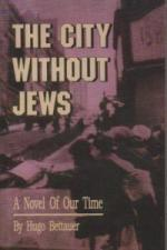 The City Without Jews: A Novel of Our Time
