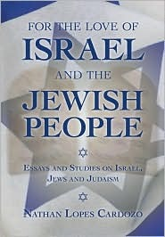 For the Love of Israel and the Jewish People: Essa...