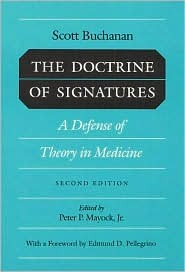 DOCTRINE OF SIGNATURES: A DEFENSE OF THEORY IN MED...