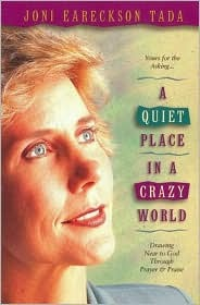 A Quiet Place in a Crazy World: Drawing Near to Go...