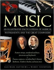 Music: An Illustrated Encyclopedia of Musical Inst...
