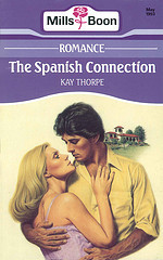The Spanish Connection (Mills & Boon Romance, #387...