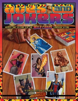 Wild Cards: Aces & Jokers - A Mutants & Mastermind...