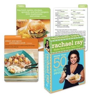 Rachael Ray Make Your Own Take-Out Deck: More than...