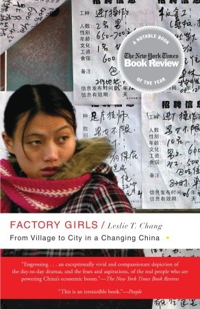 Factory Girls: From Village to City in a Changing ...