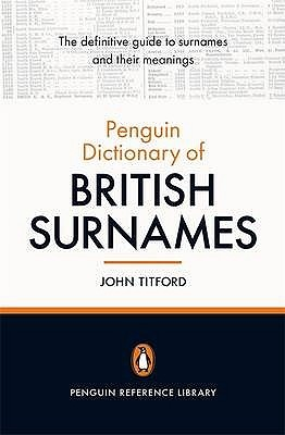 The Penguin Dictionary of British Surnames