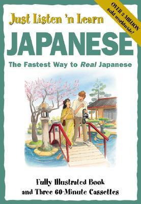 Just Listen 'n Learn Japanese [With Paperback]