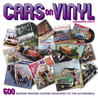 Cars on Vinyl: 500 Superb Record Covers Dedicated ...