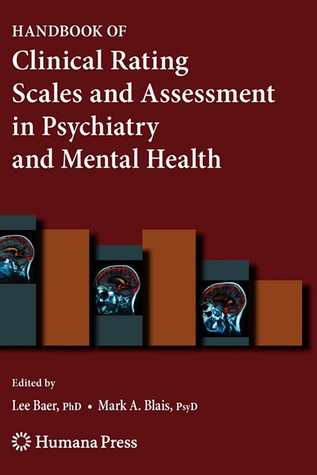 Handbook of Clinical Rating Scales and Assessment ...