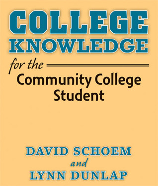College Knowledge for the Community College Studen...