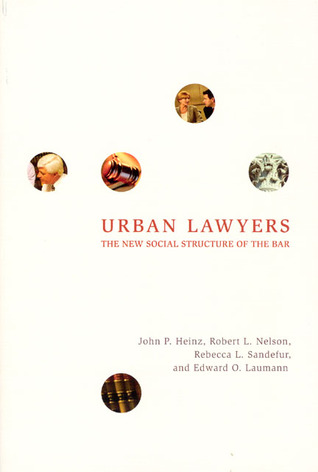 Urban Lawyers: The New Social Structure of the Bar...