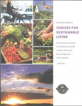 Discussion Course on Choices for Sustainable Livin...