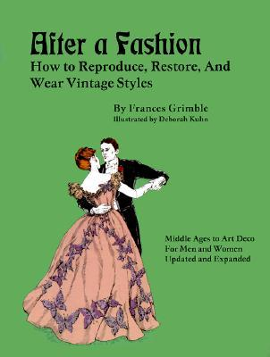 After a Fashion: How to Reproduce, Restore and Wea...