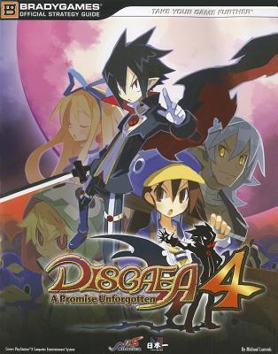 Disgaea 4 Official Strategy Guide