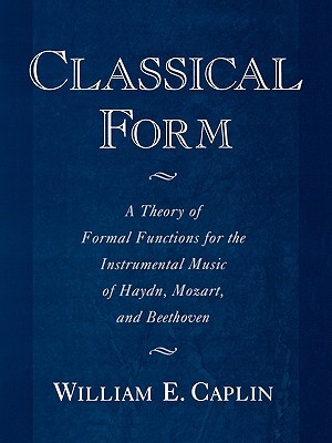 Classical Form: A Theory of Formal Functions for t...