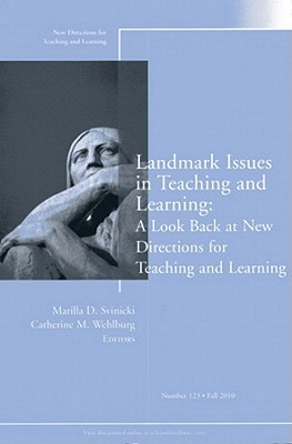 Landmark Issues in Teaching and Learning: A Look B...