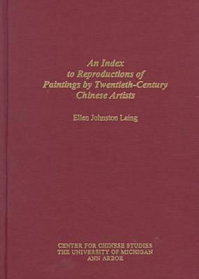 An Index to Reproductions of Paintings by Twentiet...
