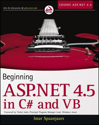 Beginning ASP.Net 4.5 in C and VB