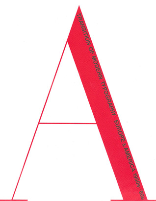 Transition of Modern Typography: Europe & America ...