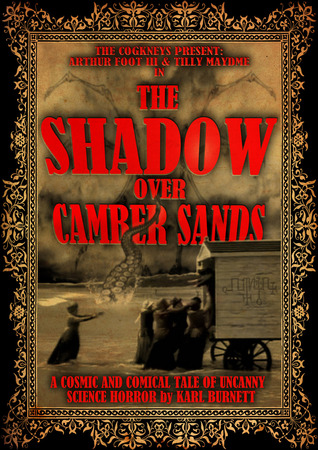 The Shadow Over Camber Sands (Cogkneys #2)