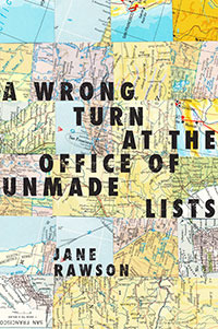 Wrong Turn at the Office of Unmade Lists