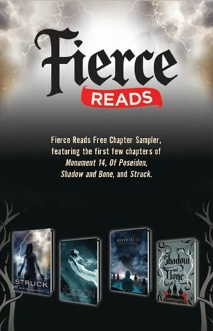 Fierce Reads Chapter Sampler: Chapters from: Monum...