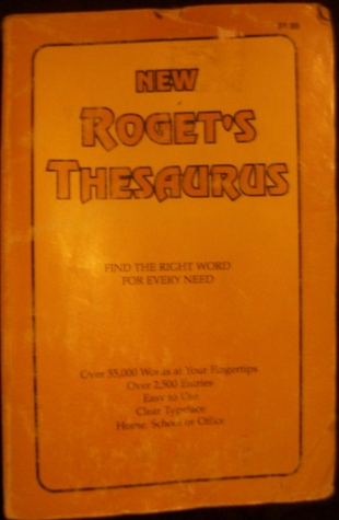 New Roget's Thesaurus