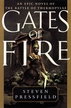 Gates of Fire: An Epic Novel of the Battle of Ther...