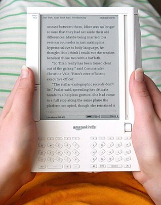 Make your own Kindle cover for less than a Pizza!