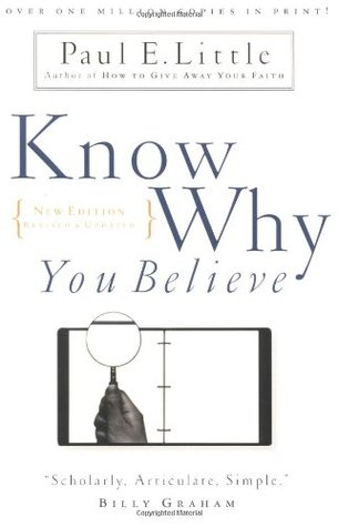 Know Why You Believe
