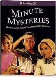 Minute Mysteries: Brainteasers, Puzzlers, and Stor...