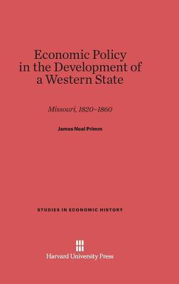 Economic Policy in the Development of a Western St...
