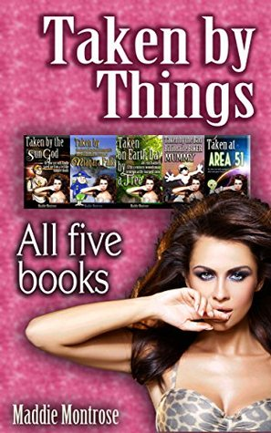 Taken by Things - All Five Books