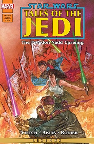 Star Wars: Tales of the Jedi - The Freedon Nadd Up...