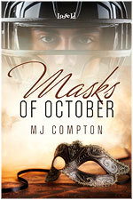Masks of October (Three for the Holidays, #1)
