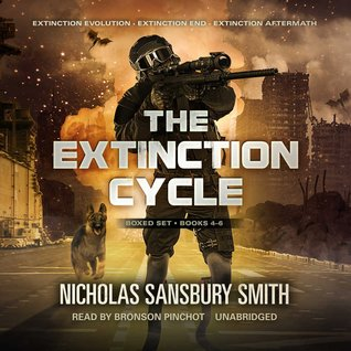 The Extinction Cycle Boxed Set, Books 4-6