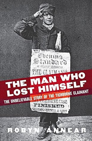 The Man Who Lost Himself: The Fabulous Story of th...